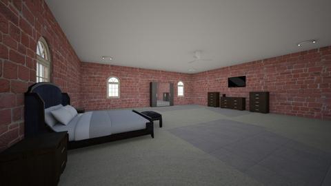 Trap House - Bedroom - by shamrjordan4