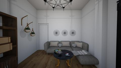 living fray K - Living room - by carcarey