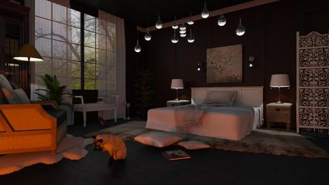 M_EB - Bedroom - by milyca8