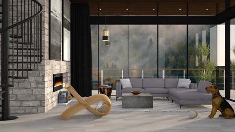 Hillside - Living room - by JennieT8623