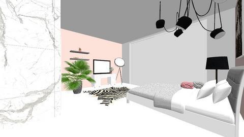girls bedroom - Modern - Bedroom - by balkin_02