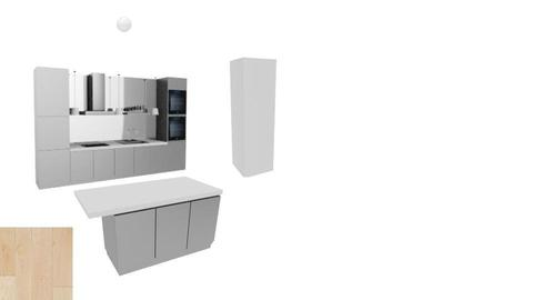 Kitchen - by lonkva01