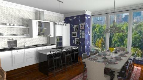 Kitchen and Dining - Kitchen - by skiiergirl315