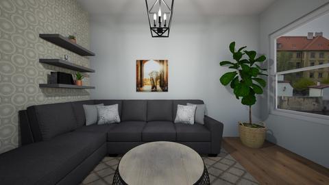 Lucerne - Classic - Living room - by Twerka