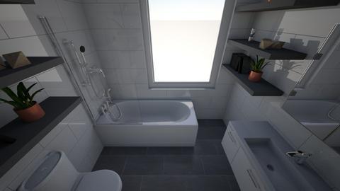 bathroom bleh - Bathroom - by mazikeen