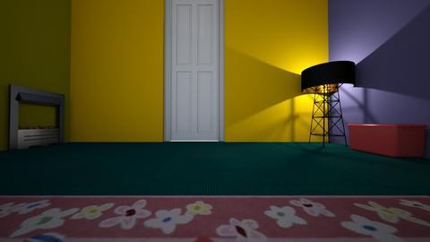 Nursery - Kids room - by Thickboy