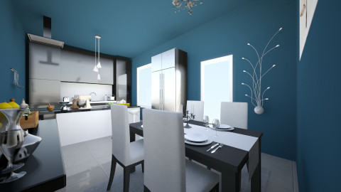 Wonderful  - Modern - Kitchen - by FrosinaStojkovska