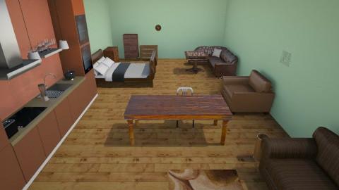 Studio House - by cici45