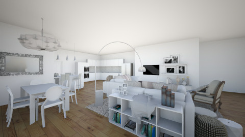 ALESSANDRO CUCINA - Eclectic - Kitchen - by Cristina Stramaglia