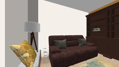 Family Room - Classic - Living room - by wildhonu