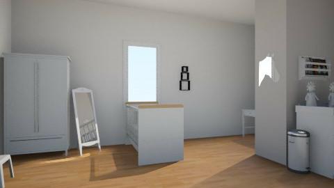 nice babyroom  - Modern - Kids room - by margot98