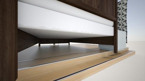 bedroom - Minimal - Bedroom - by YaroslavaKravchuk