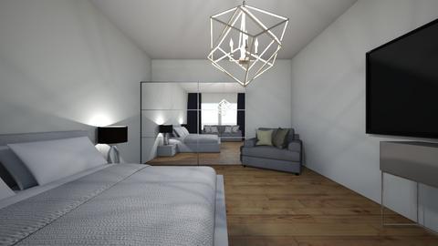 010 - Bedroom - by urskaadrevensek