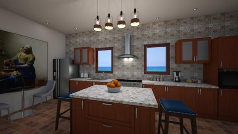 Cozy Kitchen - Global - Kitchen - by nicquo40