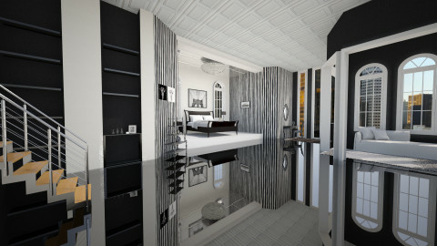 wishful thinking - Glamour - Bedroom - by heyimkaity