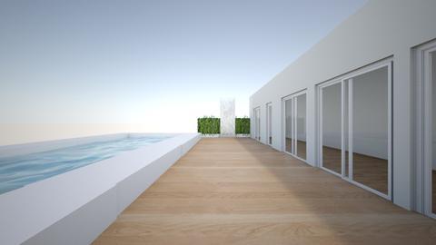 back patio - by jojodeedee