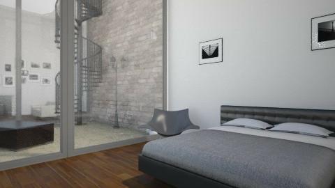 Eecbed - Bedroom - by Eericacaloi