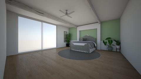 ggray - Bedroom - by dena15