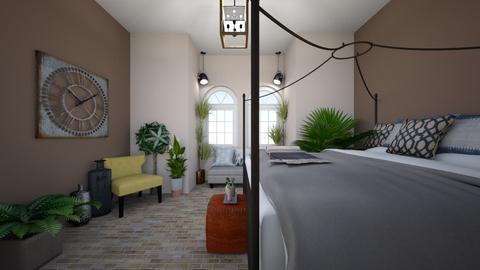 Sleepy - Bedroom - by DawnoftheWitch