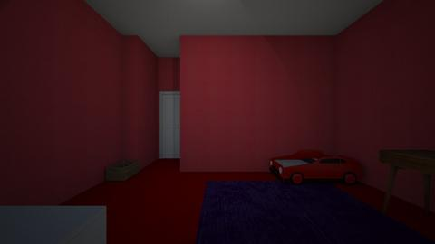 Teenage bedroom - Bedroom - by CraftedJayCee
