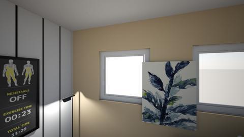 Living de sofia 1 - Living room - by Narella Hinojosa