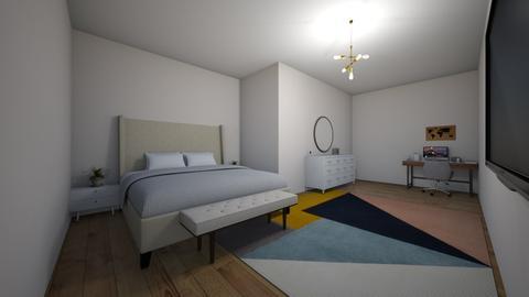 cute room 2018 - Bedroom - by goldstein d