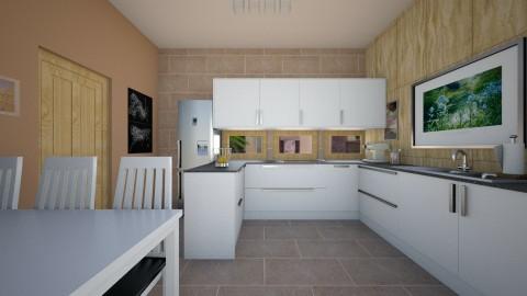 Dozsa - Minimal - Kitchen - by Ritus13