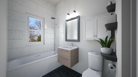 db8 - Bathroom - by Kaylin1313