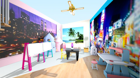 Kids PlayRoom - Kids room - by Fandom Girl Santana