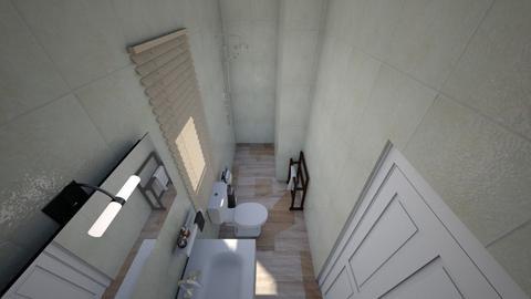 Jordan bathroom - Bathroom - by Linda50