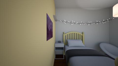 Part 5 Michala B_6 - Bedroom - by Mbush_23