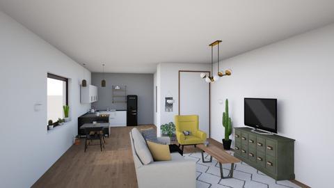 Living - Living room - by Carolina Soriani