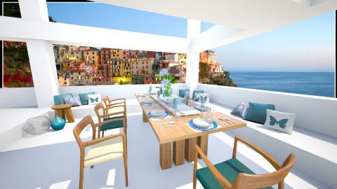dammuso terrace - by miadesign