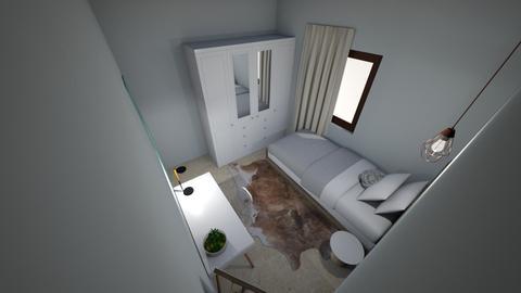 JoBlackeyr - Bedroom - by NICOLY ALECRIM