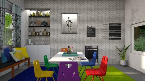 bohem kitchen - by ilcsi1860