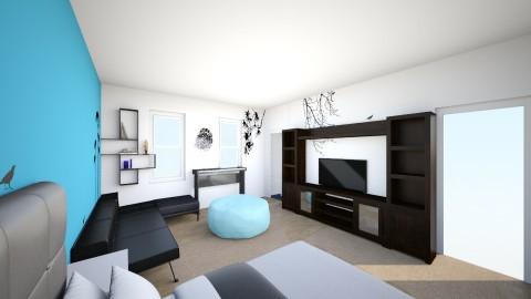 Bedroom 1 - Modern - by Nia_E