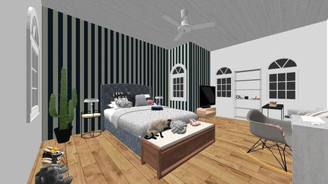house 1 - Office - by signe05