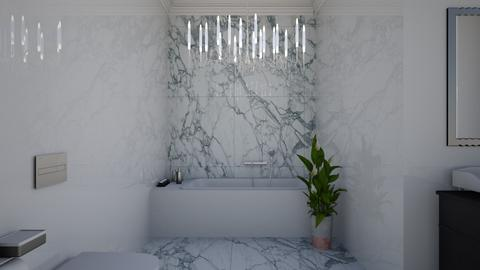 Marble 2 - Bathroom - by dorota_k