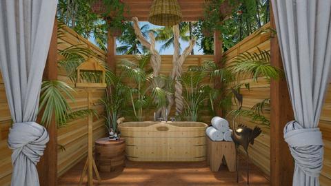 Design 444 My Secret Place - Bathroom - by Daisy320