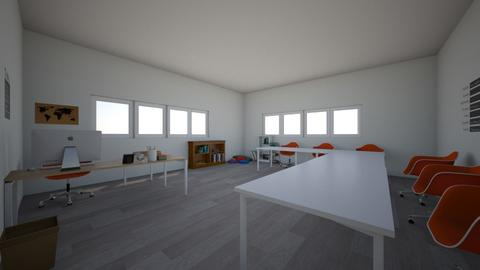 Dream Classroom - Modern - Kids room - by cats1234