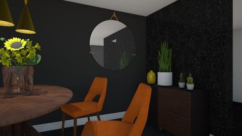 designprocess1 - Living room - by fabiennedobler3825