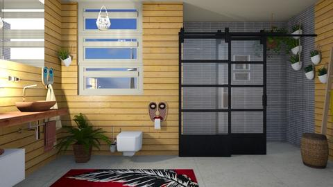 UBB - Modern - Bathroom - by augustmoon