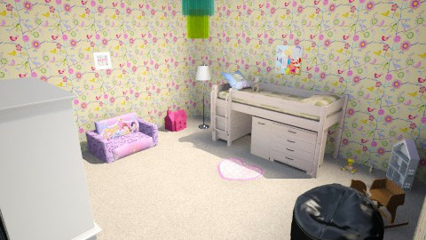 kids - Classic - Kids room - by Colabella07