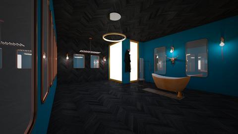 copper  - Bathroom - by yasmeengreen