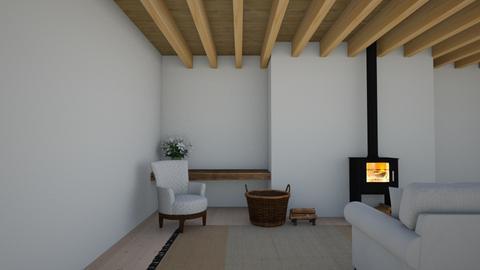 cosy - Living room - by Sadiesct