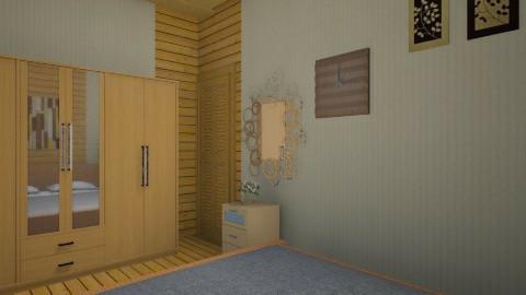 A Bedroom a C - by saniya123