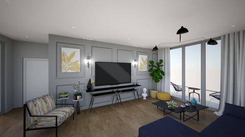 neo living 1 - Living room - by bianca boeriu