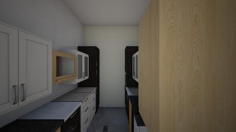 konyha3 - Kitchen - by cserfa13