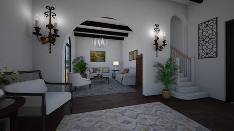 Santa Barbara entry - by Tuitsi