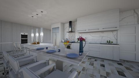 Great views - Kitchen - by flacazarataca_1